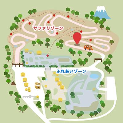 園内ミニマップ
