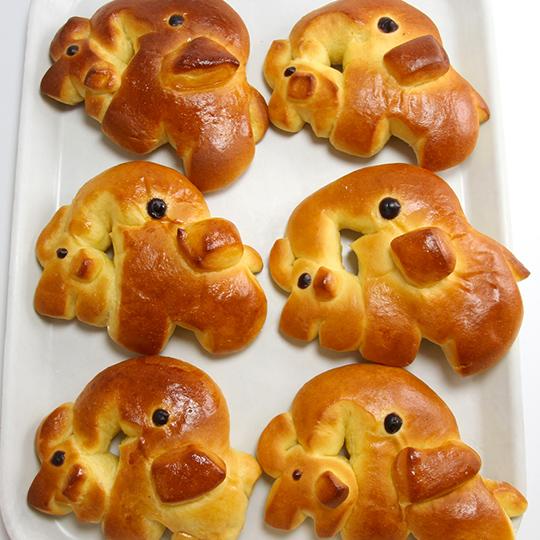どうぶつパン