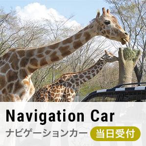 【当日受付】ナビゲーションカー