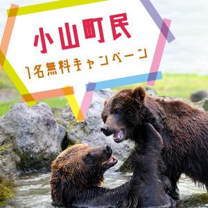 記事「静岡県小山町民1名無料キャンペーン(8月1日から)」の画像