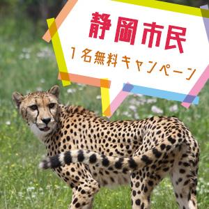 記事「静岡市民1名無料キャンペーン(4月1日から)」の画像