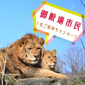 記事「御殿場市民1名ご招待キャンペーン(2月1日から)」の画像