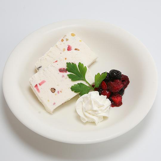 シチリア風チーズアイスケーキ