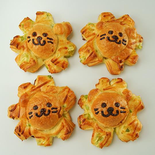 枝豆ごろごろライオンパン